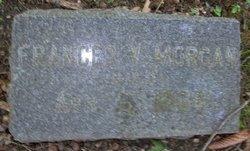 Frances V Morgan