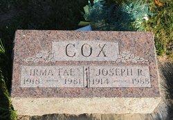 Irma Fae <I>Johnson</I> Cox