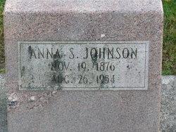 Anna S Johnson