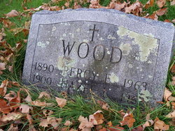 Percy E Wood