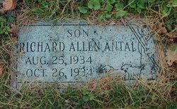 Richard Allen Antal