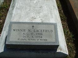 Winnie <I>Normand</I> Lacefield