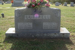 Bertha E. Luttrell
