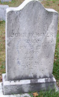 John W. Raver