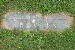 Robie <I>Thompson</I> Rowles