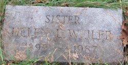 Helen L Weiler
