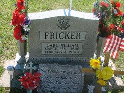 Carl William Fricker