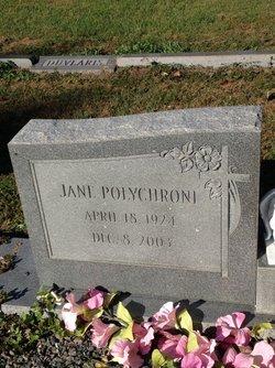 Jane P <I>Polychroni</I> Pipinos