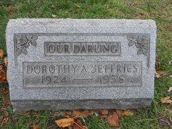 Dorothy Annetta Jeffries