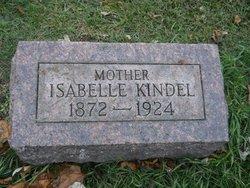 "Isabelle Mary ""Bell"" <I>Tyner</I> Kindel"