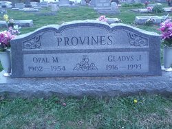 Opal M Provines
