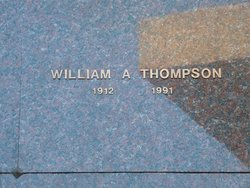 William A Thompson