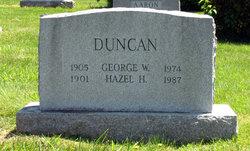 Hazel Duncan