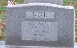 Mabel M <I>Miller</I> Engle