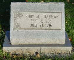 Ruby Marie Chapman