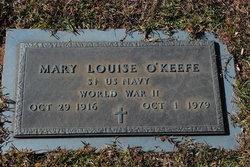 Mary Louise <I>Nodine</I> O'Keefe