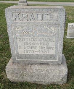 Sara Agnes <I>Keefer</I> Kradel