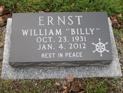 "William Glenwood ""Bill"" Ernst"
