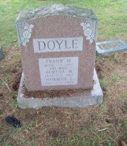 Norman L Doyle