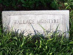 Wallace McIntyre