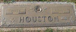 Evelyn <I>Andrews</I> Houston