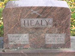 Thomas P Healy