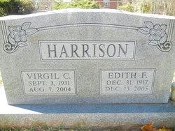 Virgil C Harrison