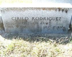 Cirilo Rodriguez