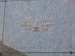 Mary E Toma