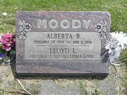 Lloyd Lee Moody