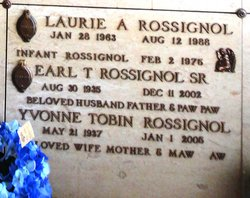Earl T. Rossignol, Sr