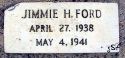 Jimmie H. Ford