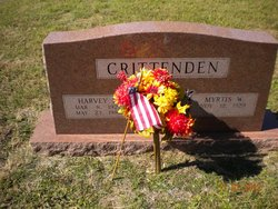 Harvey Edgar Crittenden