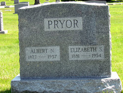 Elizabeth T <I>Stephens</I> Pryor