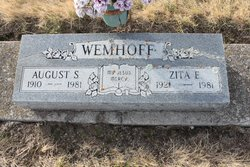 August S Wemhoff