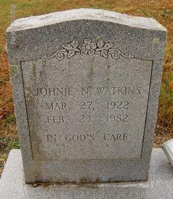 Johnie Noah Watkins