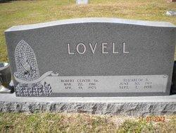 Robert Edward Clintie Lovell
