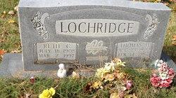 Annie Ruth <I>Collins</I> Lochridge