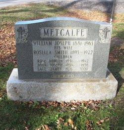 Saul James Metcalfe