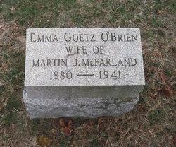 Emma <I>Goetz</I> McFarland