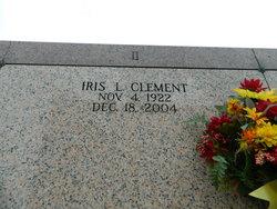 Iris L Clement