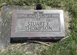 Stuart E Thompson