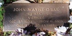 John Wayne O'Bar