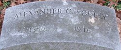 Alexander C Scully