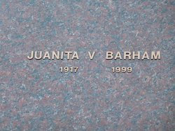 Juanita V Barham