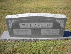 Mary Geneva <I>Surls</I> Williamson