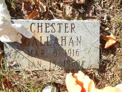 Chester Ralph Gallahan