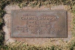 Carmel Shaddox
