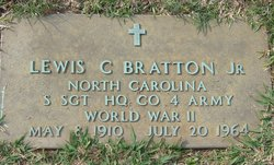 Lewis Cleveland Bratton, Jr