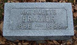Antonette Frazier